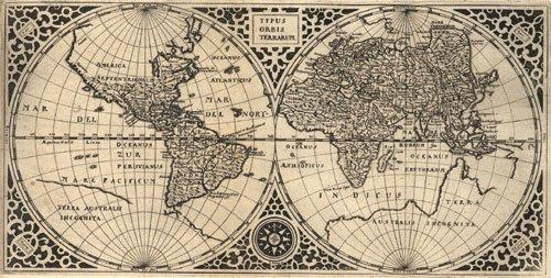 6: Cluver, Ph.: Introductio in universam geographiam