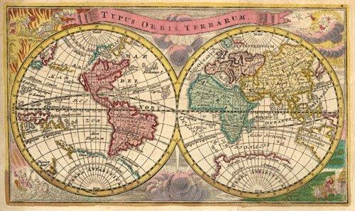21: Weigel, Joh. Chr.: Atlas portatilis