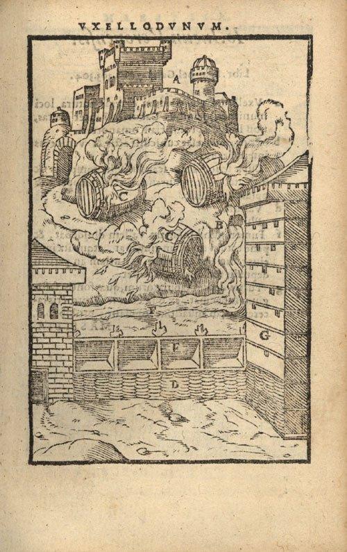 804: Caesar, C. J.: Rerum ab se gestarum