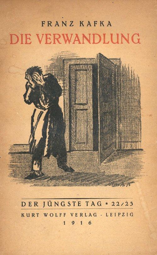 2826: Kafka, Franz: Die Verwandlung