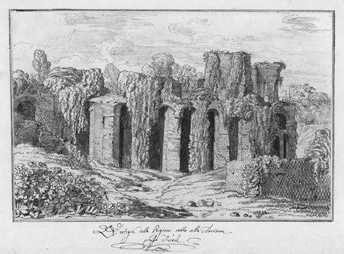 5644: Basiletti, Luigi: Landschaften aus der Umgebung v
