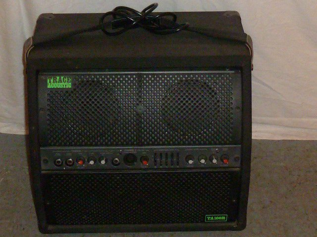 Trace Elliot TA-100R acoustic guitar amplifier