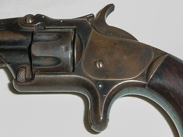 Smith & Wesson Pistol Model 1 Third issue - 3