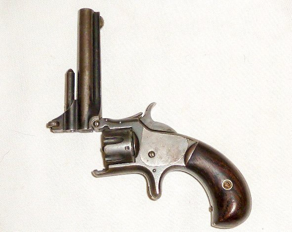 Smith & Wesson Pistol Model 1 Third issue - 8