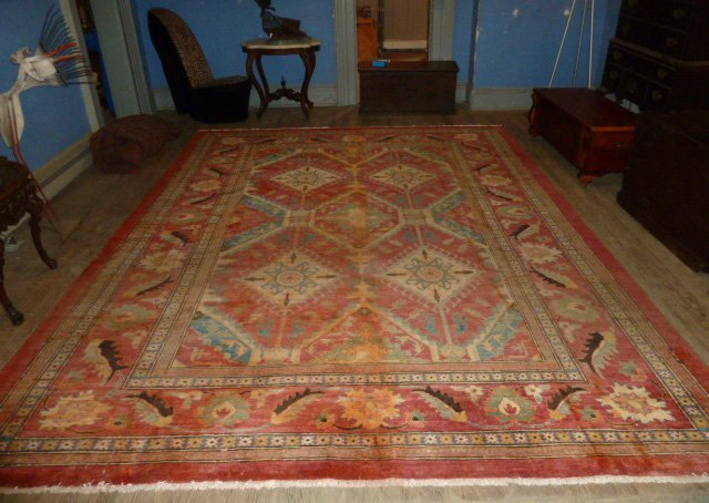 """Persian carpet 146"""" by 109"""""""