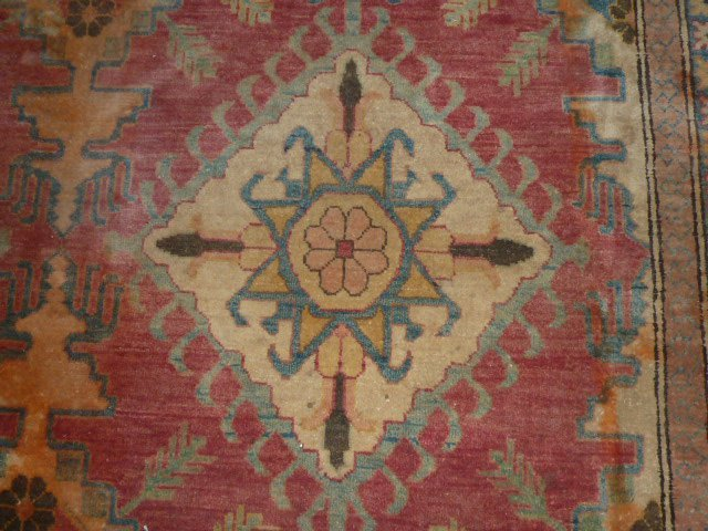 """Persian carpet 146"""" by 109"""" - 3"""