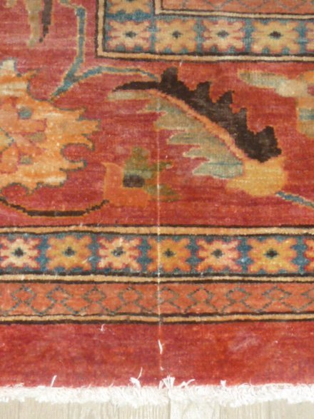 """Persian carpet 146"""" by 109"""" - 4"""