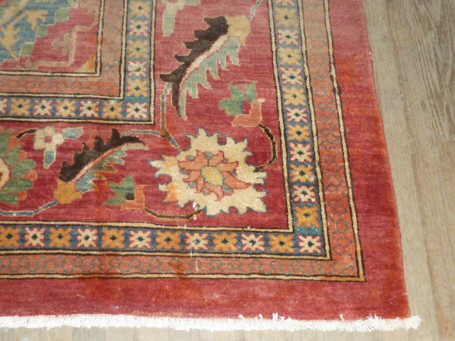 """Persian carpet 146"""" by 109"""" - 5"""