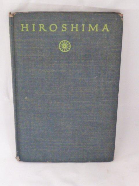FIRST EDITION - HIROSHIMA BY JOHN HERSEY 1946