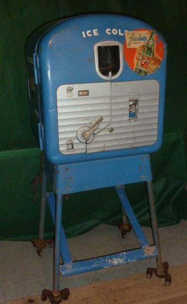 PEPSI-COLA VENDOLATOR NO.27 VENDING MACHINE
