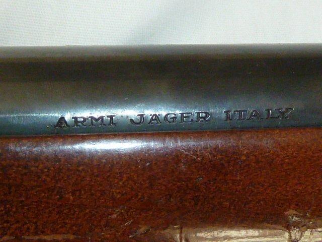 ARMI JAGER ITALY 58 CAL REPRO CIVIL WAR 3 BAND RIFLE - 8