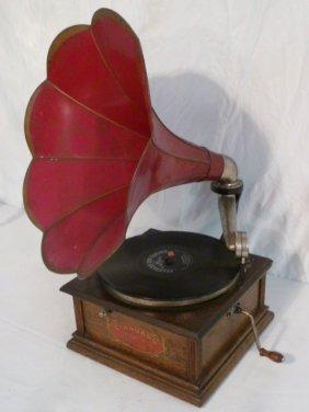 Antique Standard Talking Machine Model A Phonograph