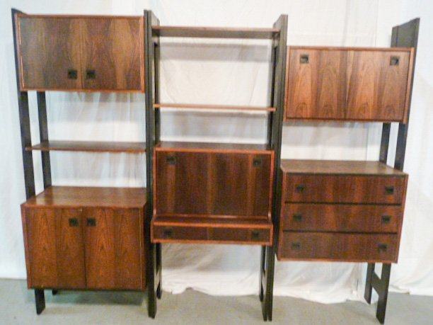 GEORGE NELSON STYLE CSS OMNI WALL UNIT