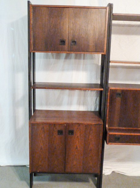 GEORGE NELSON STYLE CSS OMNI WALL UNIT - 2