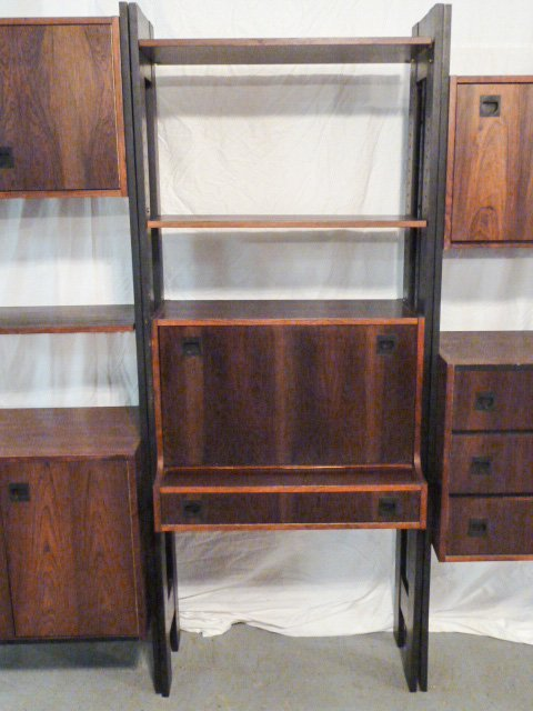 GEORGE NELSON STYLE CSS OMNI WALL UNIT - 3