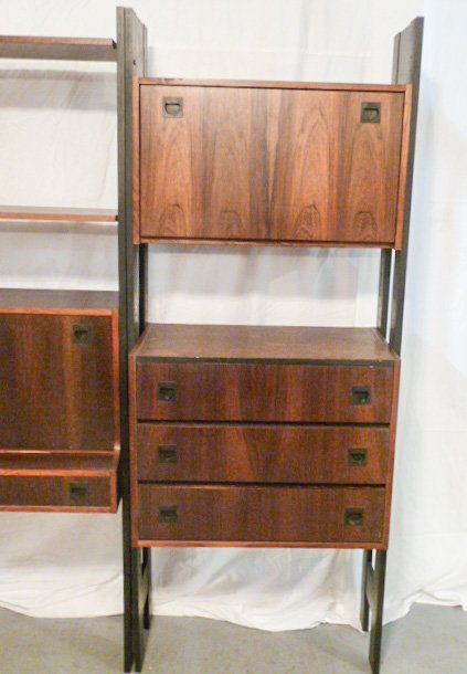 GEORGE NELSON STYLE CSS OMNI WALL UNIT - 4