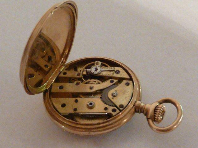PATEK,PHILIPPE 18KT POCKET WATCH 19TH CENTURY - 5