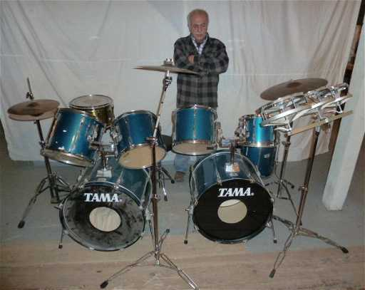 TAMA ROCKSTAR DOUBLE BASS DRUM SETS AND EXTRAS