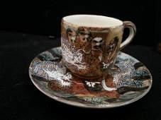 Satsuma tea set