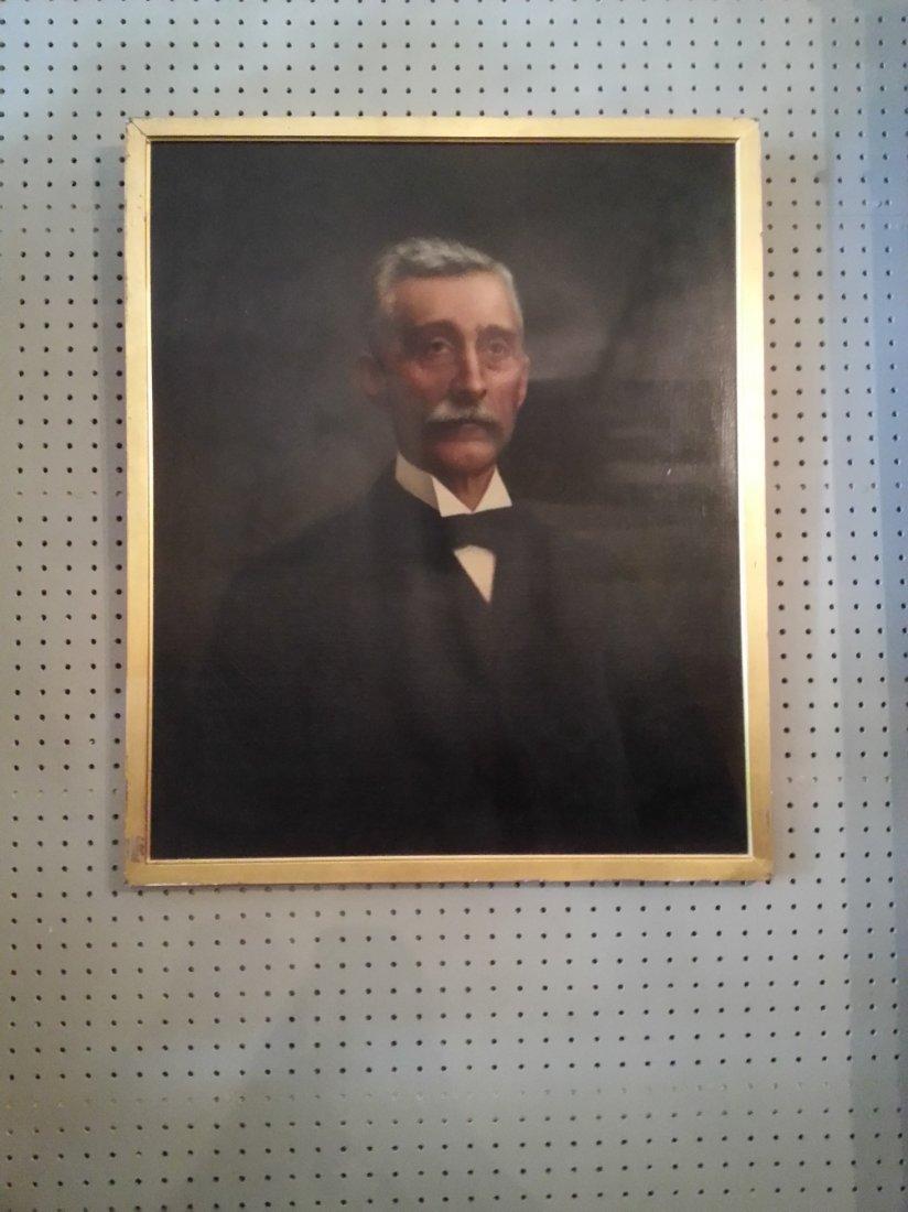 Portrait of Andrew W. Mellon