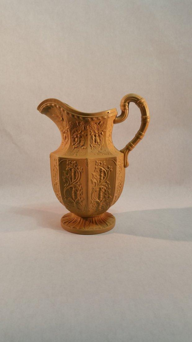 Antique Earthenware pitcher