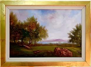 Oil Original Landscape