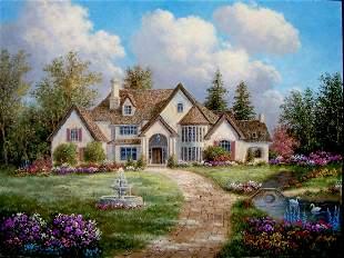 American Master High End Original- Dennis Patrick Lewan