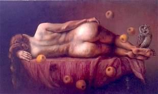 Eve's Dream-Oil Original Nacho Ramirez