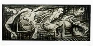 Cosmic Creation-Original Oil on Canvas-Human Form