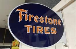 Firestone Tires Flange Sign