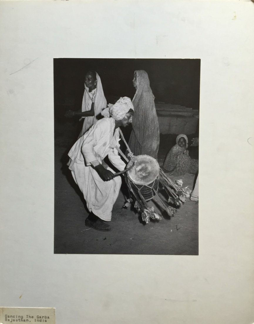 Collection of Mounted Photographs of India,1950's - 10