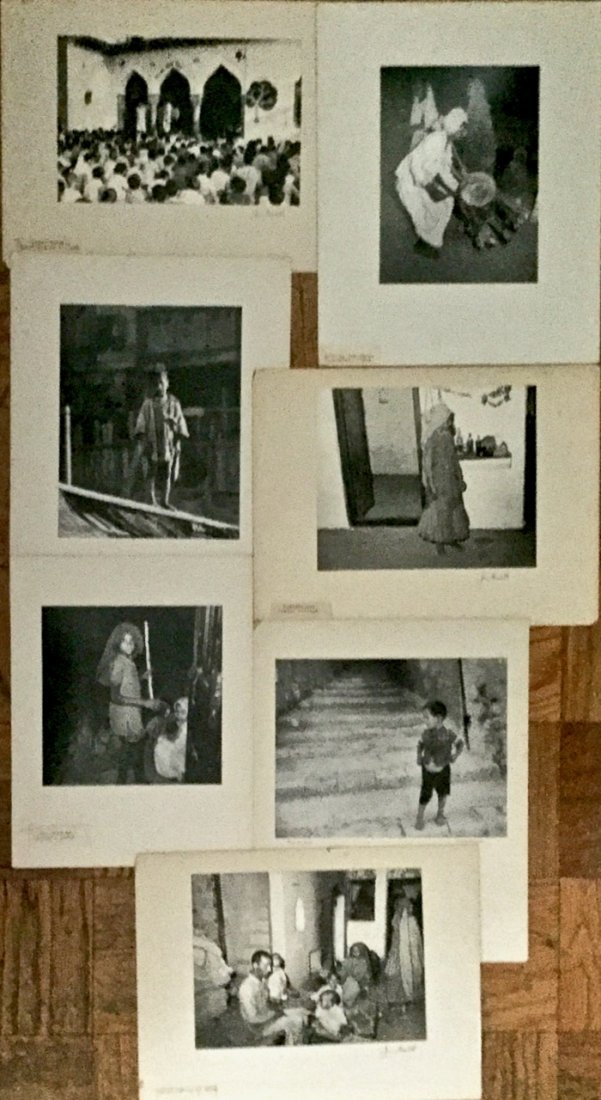 Collection of Mounted Photographs of India,1950's - 3