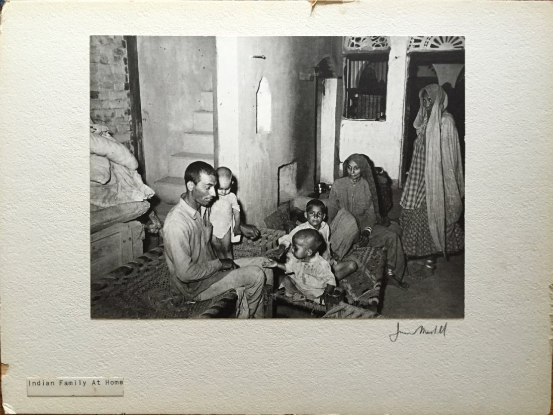 Collection of Mounted Photographs of India,1950's - 6
