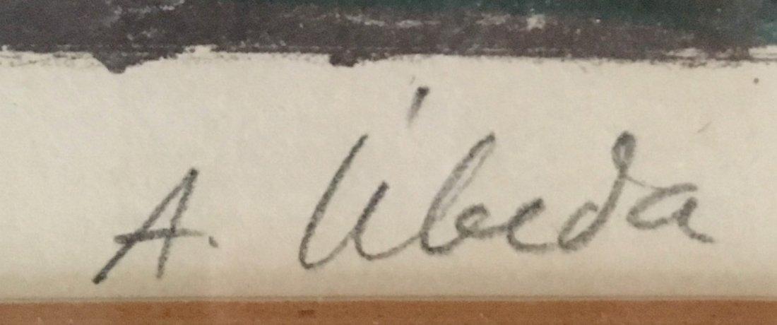 "Augustin Ubeda (Spanish, b.1925-2007) ""Chantecler"" - 2"