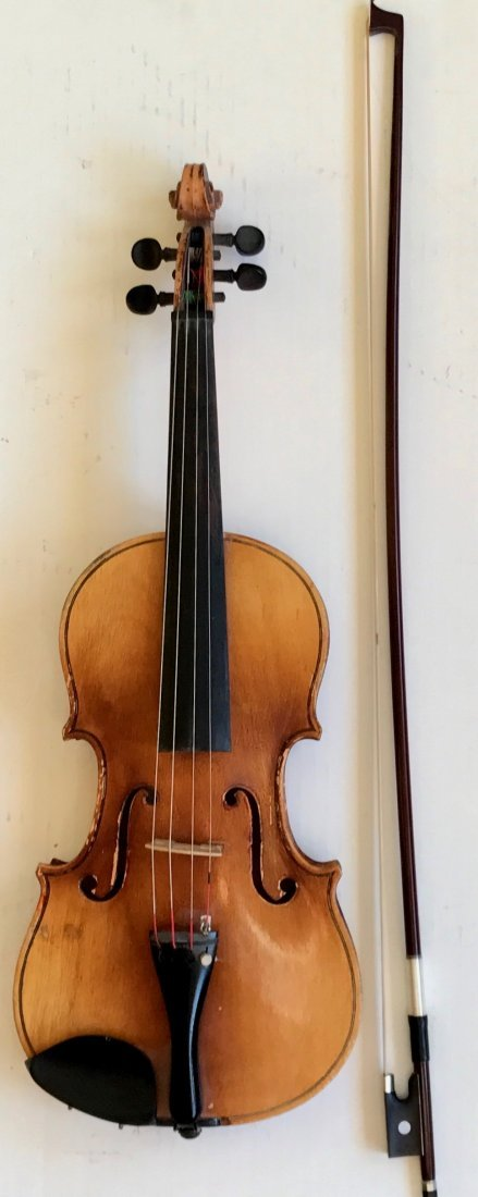 Violin And Bow