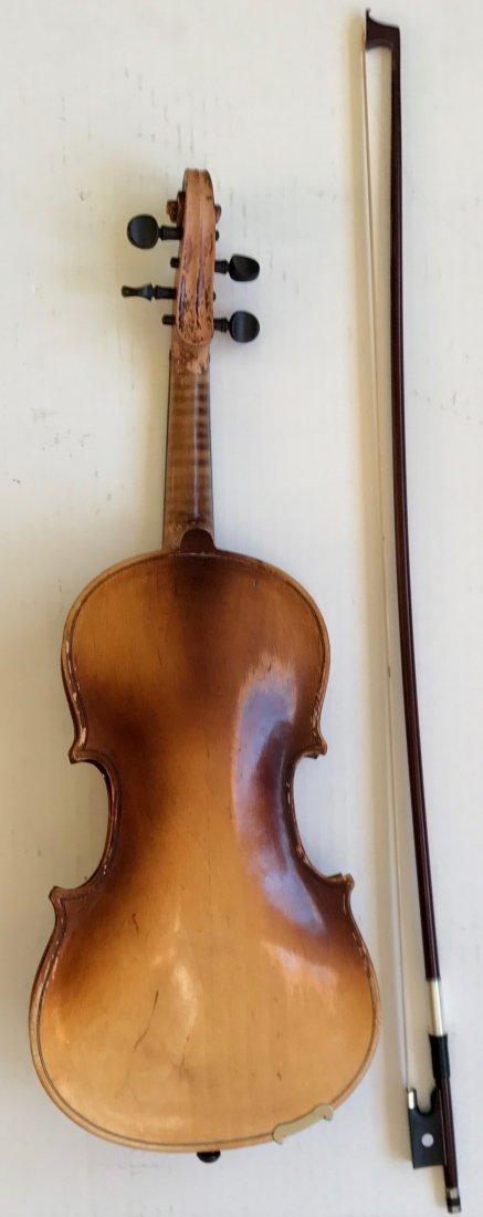 Violin And Bow - 4