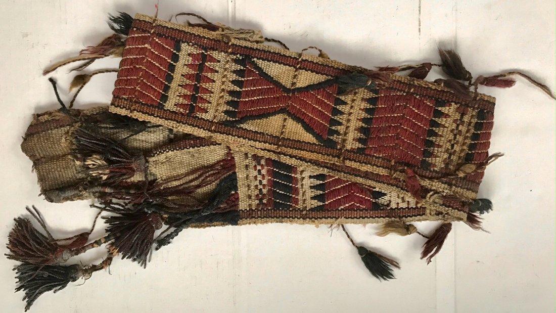 """Ethnic Handwoven Tribal Weaving 7' x 5.60"""""""