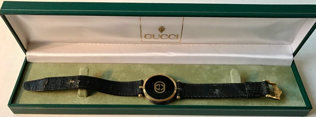 Vintage Gucci Watch w/ Original band, Diamantissima - 3