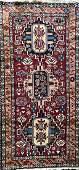 Semiantique Handwoven Persian Rug 83 x 42