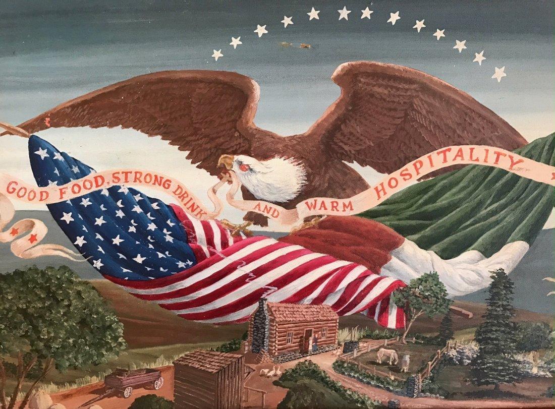 Brian Mor O' Baoighill (1939-2012)American Oil Painting - 3