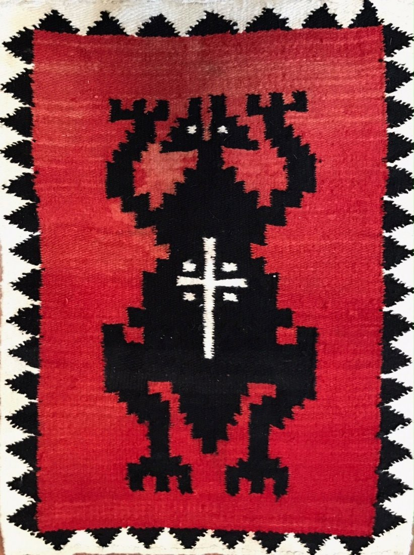 Native American Navajo Indian Rug
