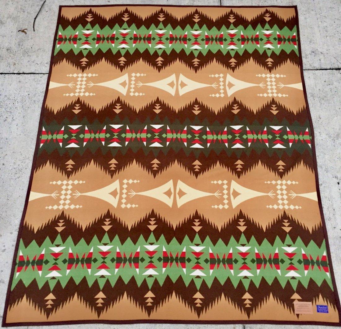 Native American Pendleton Blanket, Heritage Collection