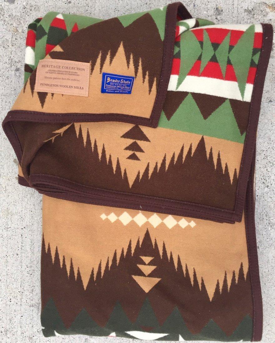 Native American Pendleton Blanket, Heritage Collection - 3
