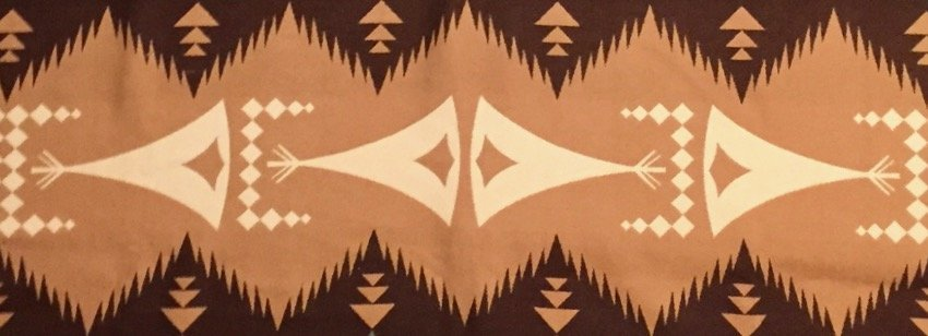 Native American Pendleton Blanket, Heritage Collection - 5