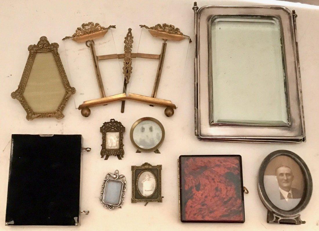 Antique European & American Picture Frames (10) - 3