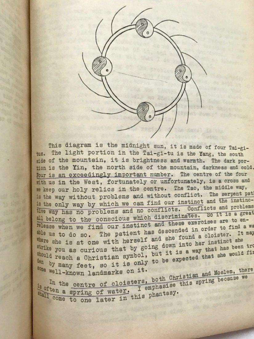 Carl Jung, E.T.H. Lectures 1934-35, Private Circulation - 5