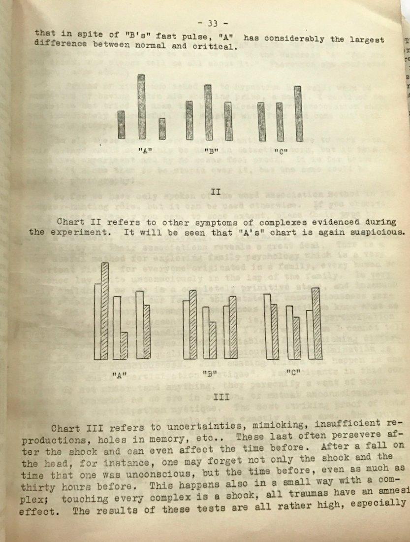Carl Jung, E.T.H. Lectures 1934-35, Private Circulation - 6