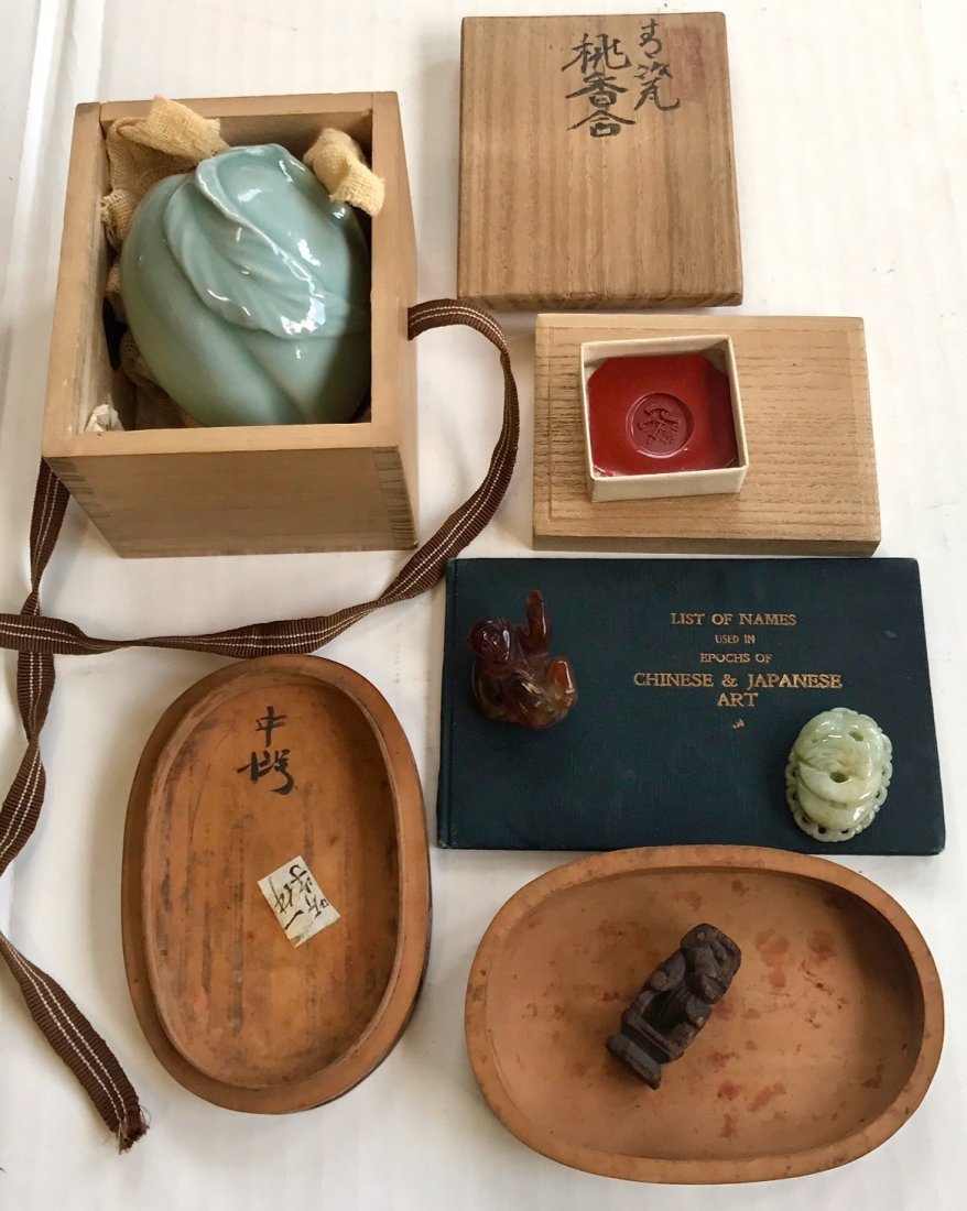 Collection of Chinese Objects (7)