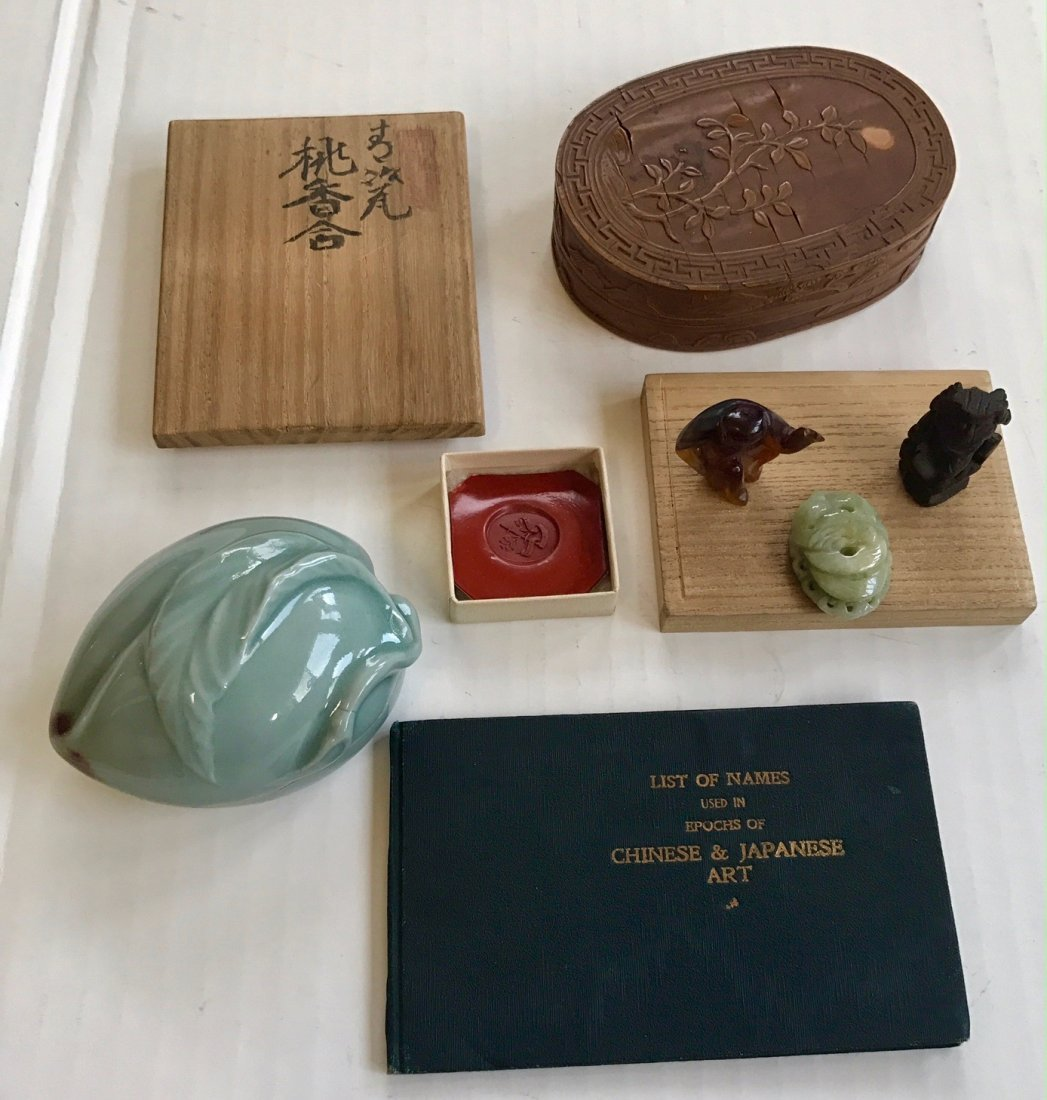 Collection of Chinese Objects (7) - 2