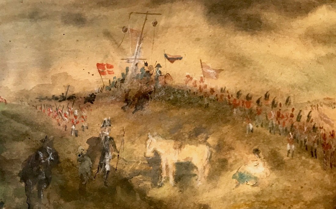 "Battle of Talavera ""The Colonel's Lady"" T. Martingale - 4"